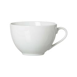 Ritzenhoff & Breker Cappuccinotasse Bianco Obere 300 ml, Porzellan