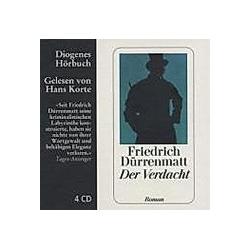 Der Verdacht  4 Audio-CDs - Hörbuch