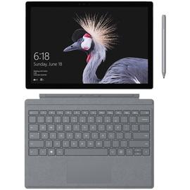 Microsoft Surface Pro 12.3 i5 8GB RAM 128GB SSD Wi-Fi Silber
