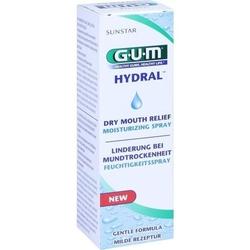 GUM HYDRAL Feuchtigkeitsspray 50 ml