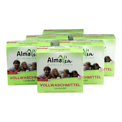 ALMAWIN Vollwaschmittel 6 x 1,08 kg