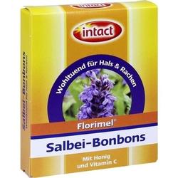 FLORIMEL Salbeibonbons m.Vitamin C 50 g