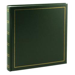 IDEAL TREND Album Tradition Fotoalbum in 30x30 cm 100 Seiten Jumbo Fotoalbum Buchalbum