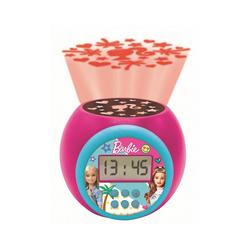 Lexibook® Radiowecker Barbie Wecker mit Projektion