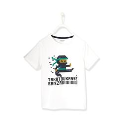 vertbaudet T-Shirt T-Shirt für Jungen 98/104
