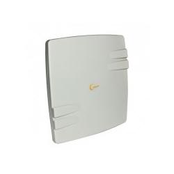 ALLNET Flat-Patch Antenna 385 N-Typ 15dBi Netzwerk-Antenne 5,8 GHz (ANT-58-3T3R-PATCH-385)