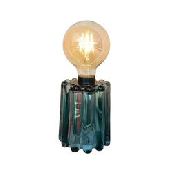 Mila LED Tischleuchte Mila LED Tisch-Lampe Retro-Sol blau, MI-440-RS-BL