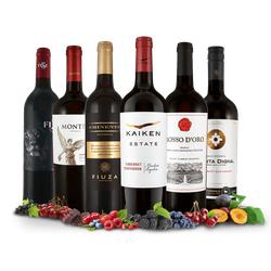 Weinpaket Cabernet Sauvignon-Weltreise