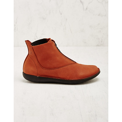 Loints of Holland Damen Stiefeletten Ofilia orange Boots