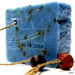 mykima - Kaltgerührte Schafmilchseife - Veilchen - 150 g