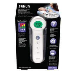 Braun BERÜHRUNGSFREI+ Berührungsmodus Stirn-Thermometer