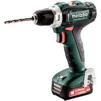 METABO PowerMaxx BS 12 inkl. 2 x 2,0 Ah 601036500