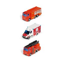 Siku Spielzeug-Auto Notruf Set
