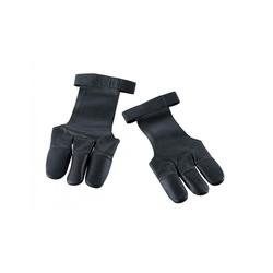 Armex Leder-Handschuhe Bogensport M