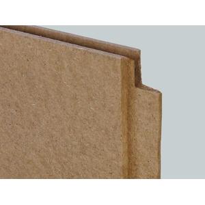 Claytec HFA N+F Holzfaserdämmplatte 600 x 1350 x 20 mm | 20 mm stark | leicht und atmungsaktiv | Claytec Nr.: 09.221 | Lag. 1702164