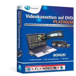 Kasety video na DVD Platinum