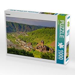 Cochem Lege-Größe 64 x 48 cm Foto-Puzzle Bild von Arno Klatt Puzzle