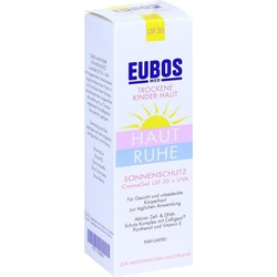Eubos Haut Ruhe Sonnenschutz Creme Gel LSF30 + UVA