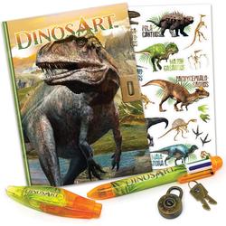 Dinos Art Tagebuch Dinos geheimes Tagebuch