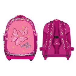 Schulrucksack Butterfly Yollo