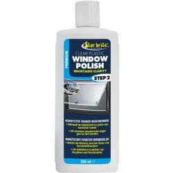 Star brite Caravan Kunststoff-Fenster Versiegeler, Stellt den Glanz und die Klarheit von Kunststoff-Fenstern wieder her, 250 ml - Flasche