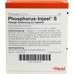PHOSPHORUS INJ S