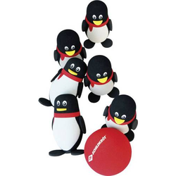 PINGUIN Soft Bowling Set, in transp. C