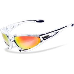 HSE SportEyes Falcon-X Sonnenbrille, rot