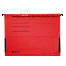 Leitz Hängetasche Alpha DIN A4 Rot 19860025