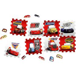 Puzzlematte Cars, 8-tlg.