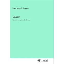 Ungarn als Buch von