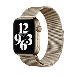 Apple Milanaise Armband Gold 44 mm