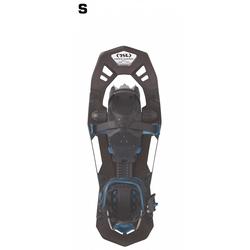 TSL Schneeschuhe Highlander Tour Titan Black Schneeschuhfarbe - Schwarz, Schneeschuhgröße - M,