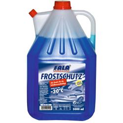 FALA Scheibenreiniger mit Frostschutz bis -30° C,  Zusatz für die Auto-Scheibenwaschanlage, 5 l - Kanister