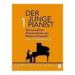 Der junge Pianist: 1 Der Grundlehrgang - Buch