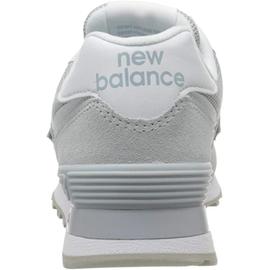NEW BALANCE WL574 grey/white 38