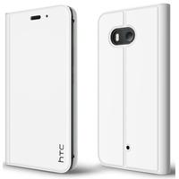 Leder Flip-Case HC C1322 für U11 weiß
