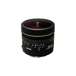 SIGMA 8mm 1:3,5 EX DG Fisheye Canon AF Objektiv