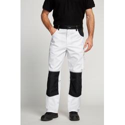 Northern Country Arbeitshose Worker, mit verstärktem Kniebereich weiß Herren Arbeitshosen Arbeits- Berufsbekleidung