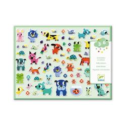 DJECO Sticker Sticker - Meine kleinen Freunde