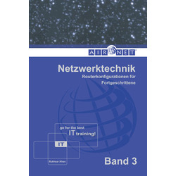Netzwerktechnik Band 3 als Buch von Rukhsar Khan