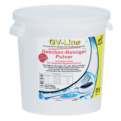 Geschirr-Reiniger Pulver GV-Line 25kg