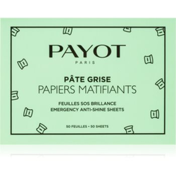 Payot Pâte Grise Papiers Matifiants Mattierende Papierblättchen 10 x 50 St.