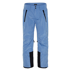 Skihose mit PlusMinus Print am Bein Skihosen blau Gr. 158/164 Jungen Kinder