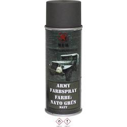 MFH Farbspray NATO GRÜN matt 400ml Nato-Grün 1 St. (B x H) 6.5mm x 20cm
