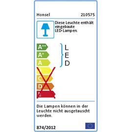 Honsel Jara 5-flg. (210575)