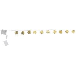 KONSTSMIDE LED-Lichterkette Schneeflocke