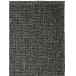 Sisalteppich Sisal grau ca. 130/190 cm
