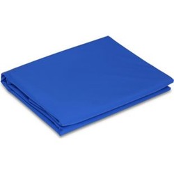 MSS PU Matratzen Hygienebezug 120g/m² - Blau - 90 x 190 x 10 cm