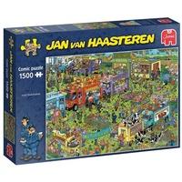 JUMBO Spiele Jan van Haasteren - Food Truck Festival - 1500 Teile